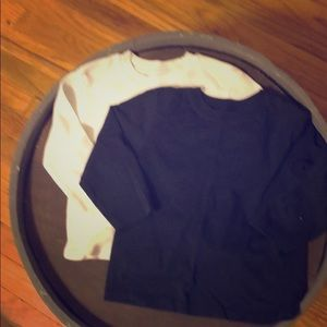 3Pack of a plain Tees
